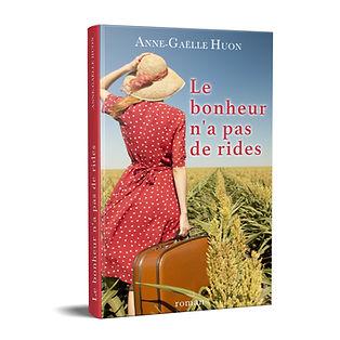 Anne-Gaelle Huon le bonheur n'a pas de rides