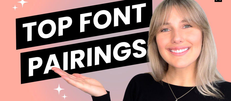 How to Choose the Best Fonts For Your Business (2021)