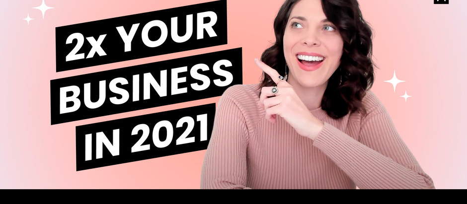 How to grow your business in 2021