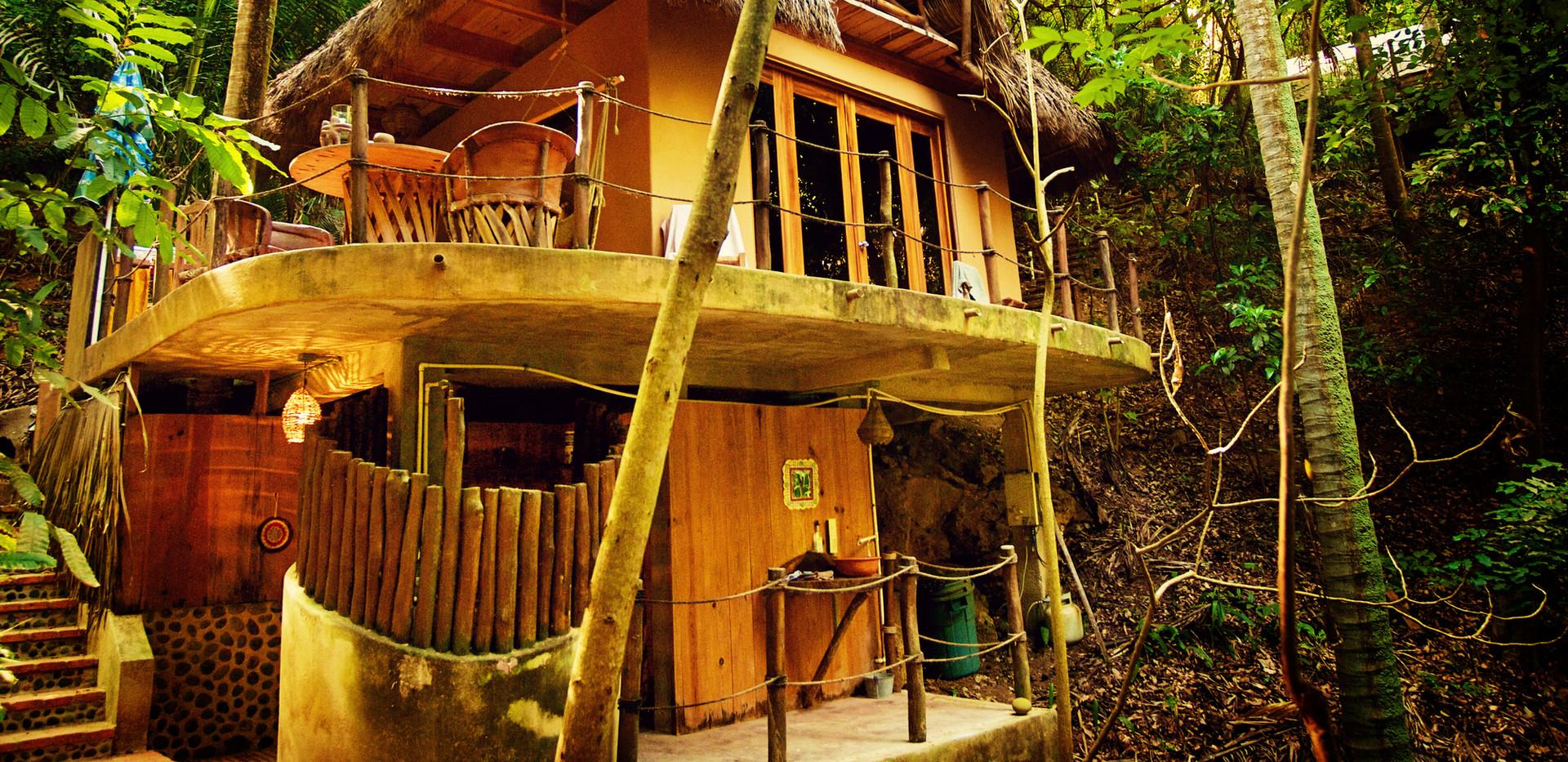 Casita Tejone - Tailwind Jungle Lodge -