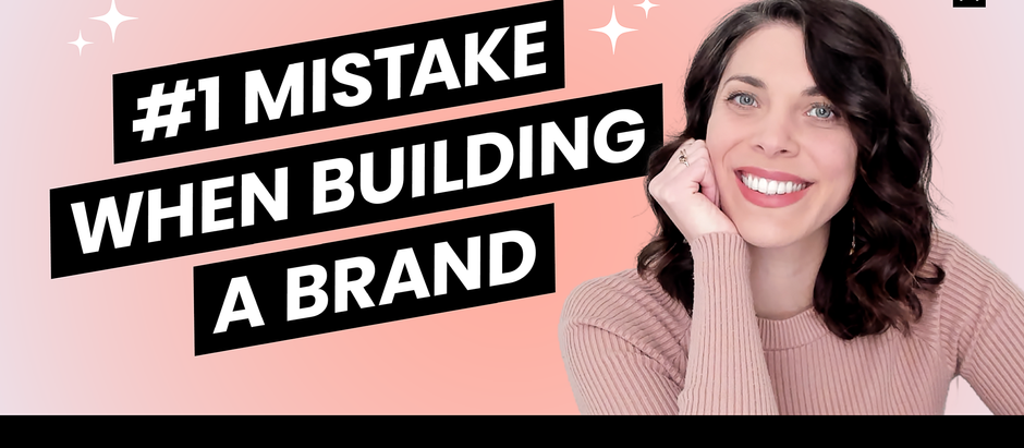The #1 mistake people make when building their online business