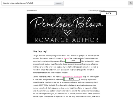 Author Newsletters: Why All The Spam?