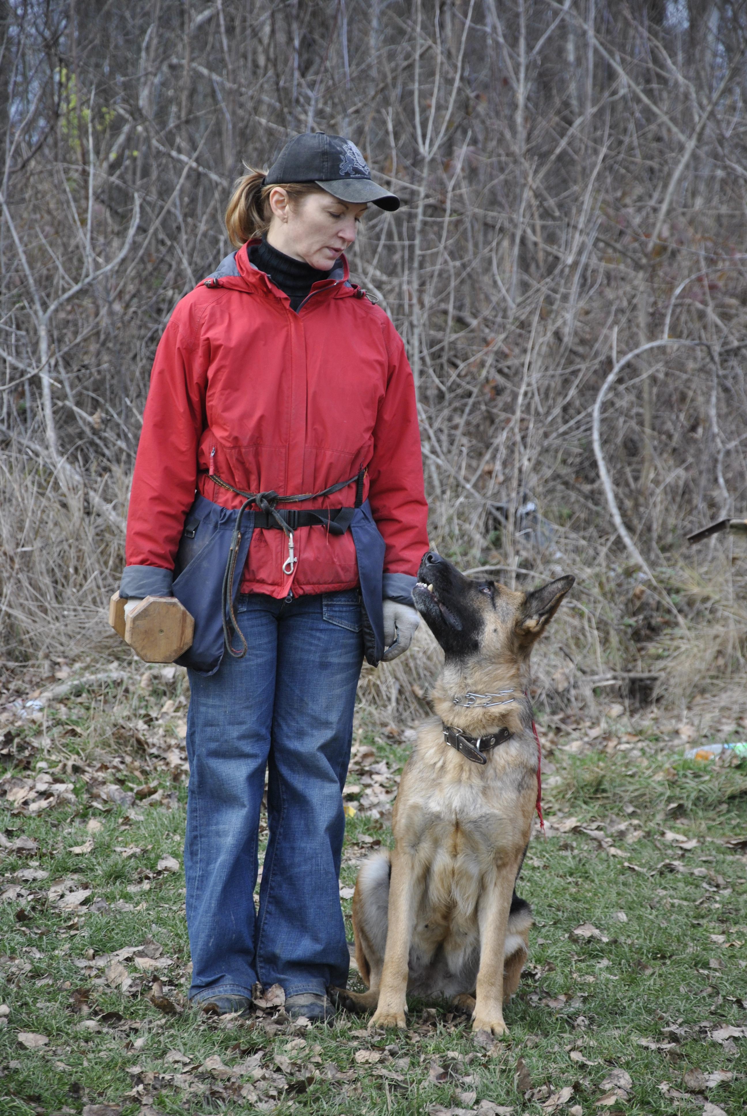 Ольга и Никита
