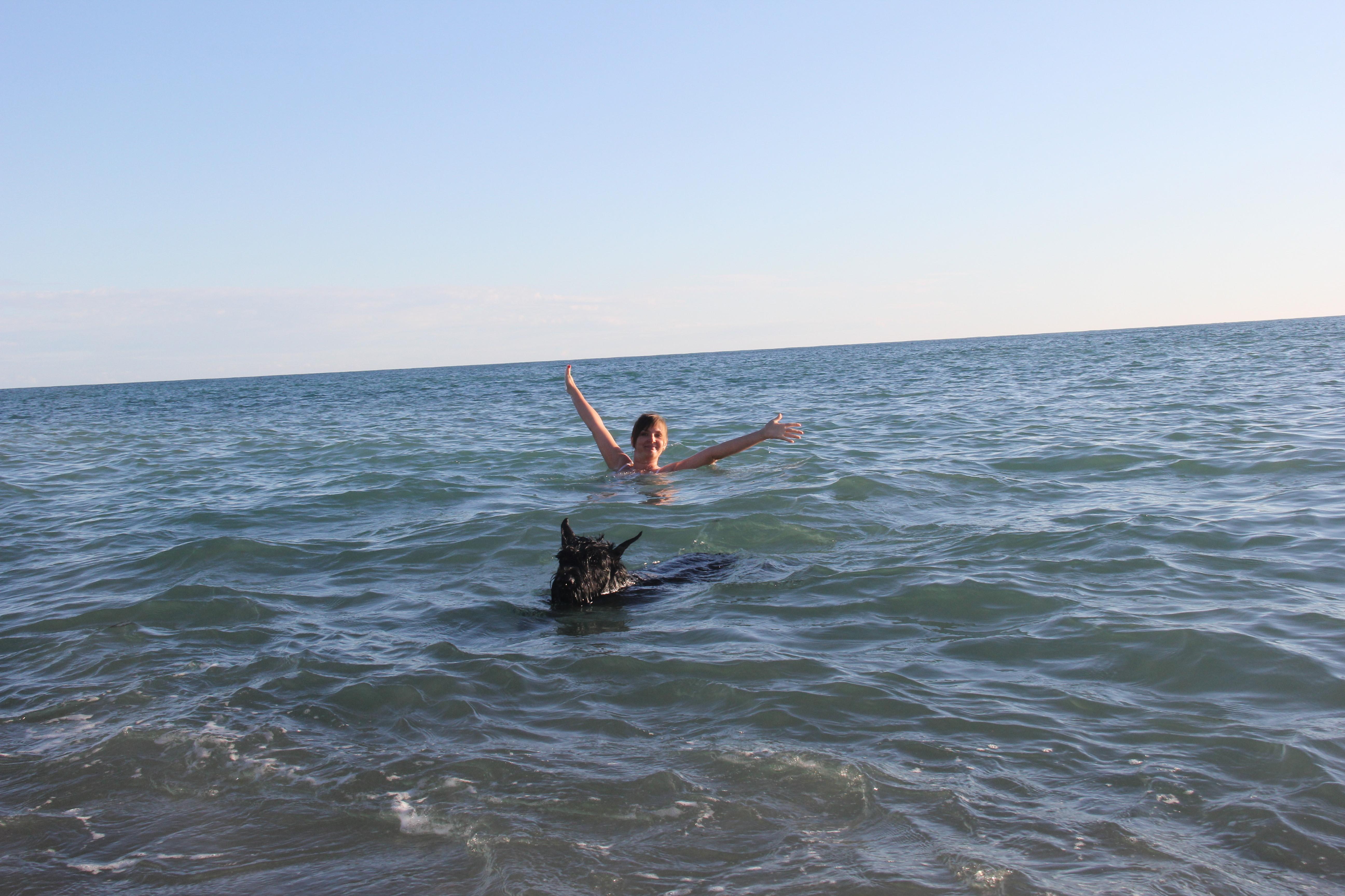 Гара на Черном море, сентябрь 2014
