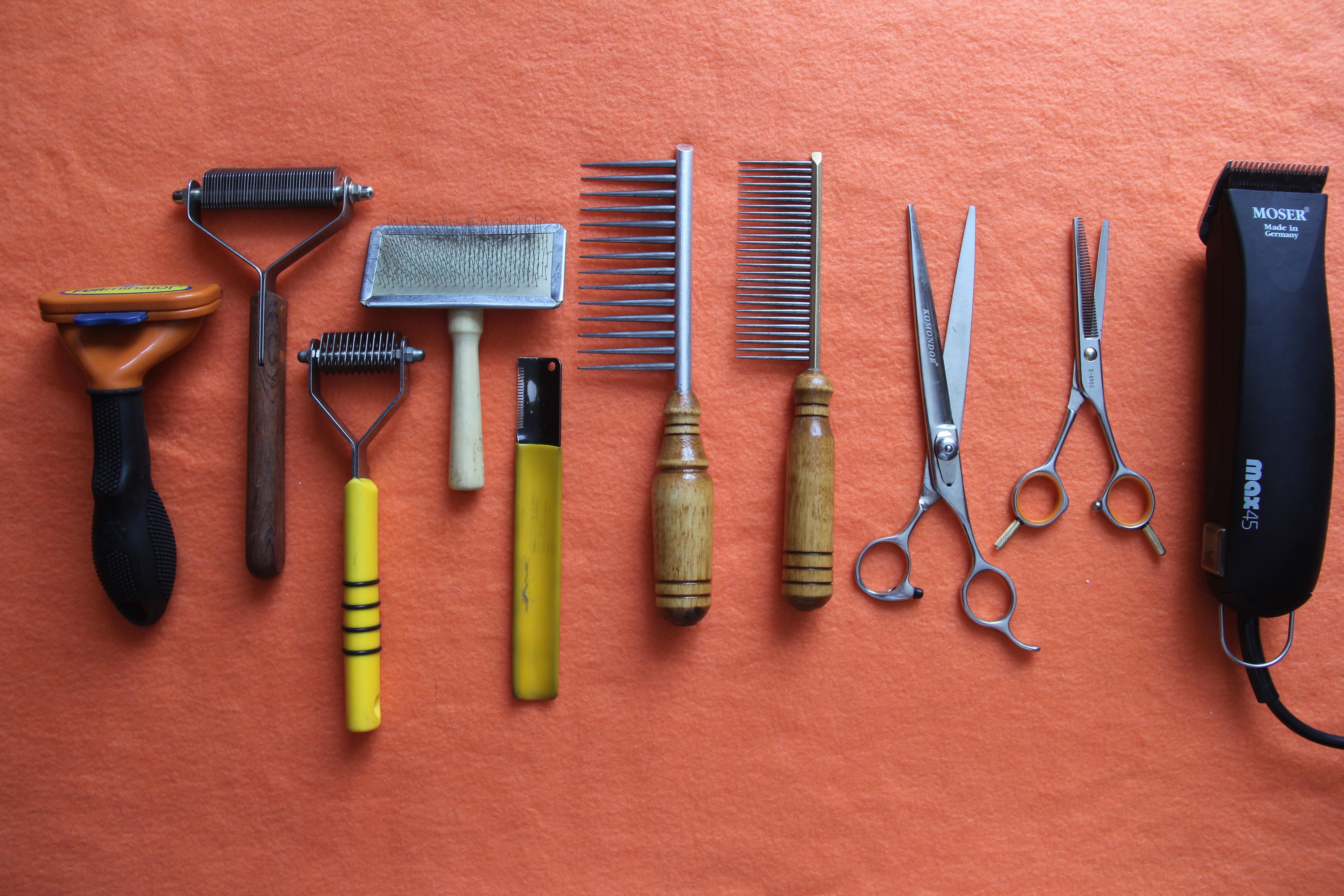 Весь необходимый инструмент