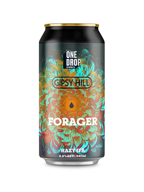 Forager - Hazy IPA // 4 Pack