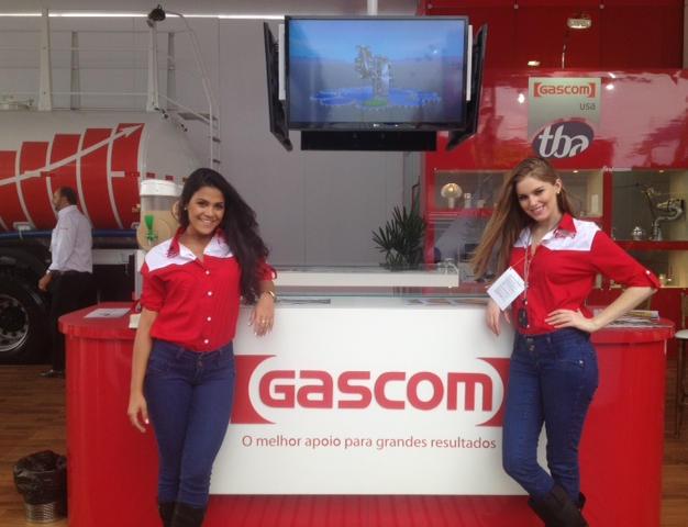 Exposibram - Stand Gascom