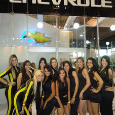 Bienal do Automóvel - Stand Chevrolet