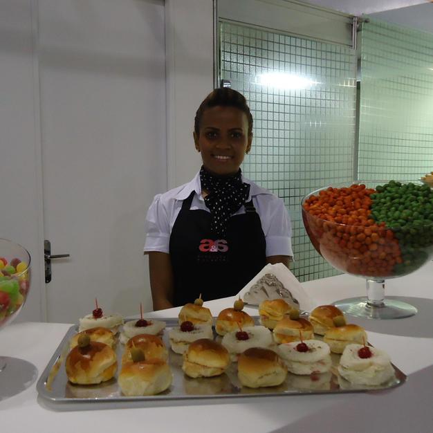 Buffet Stand Feira Mec Minas