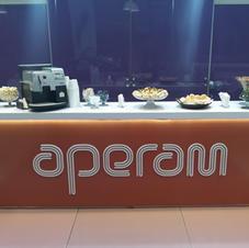 Exposibram - Stand Aperam