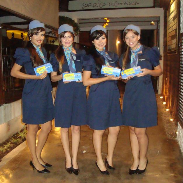 Ação Azul Linhas Aéreas