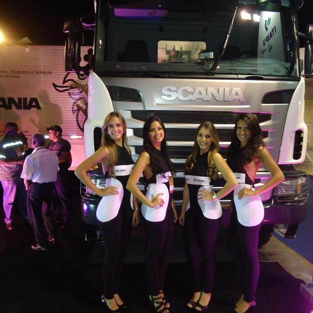 Exposibram - Stand Scania