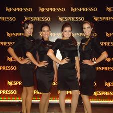 Festa de Lançamento Nespresso BH