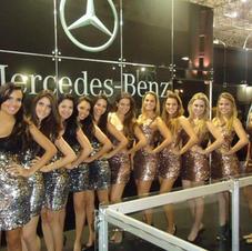 Bienal do Automóvel - Stand Mercedes