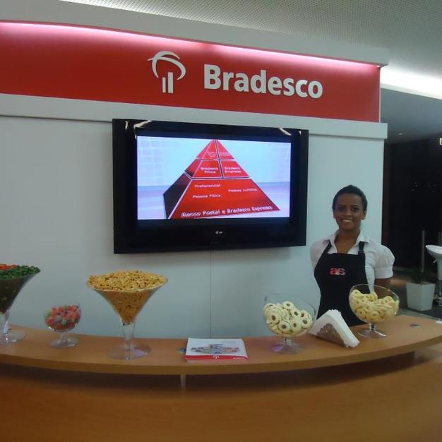 Buffet Stand Bradesco