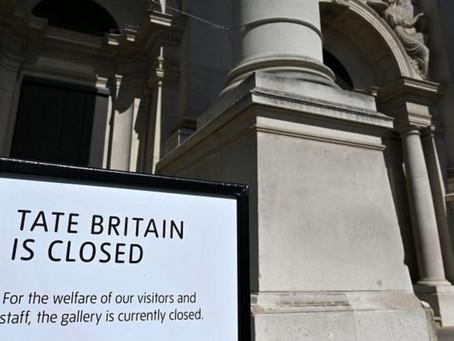 """Coronavirus: Museer i London """"glæder sig til at se de besøgende igen"""""""