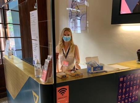 Museum stiller mundbind gratis til rådighed: - Det skal være trygt at gå på museum