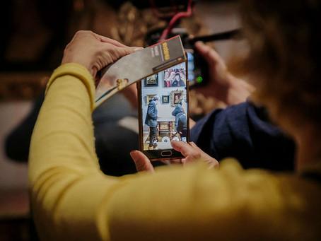 NEMO-undersøgelse om museer og covid-19: Museer tilpasser sig for at komme online