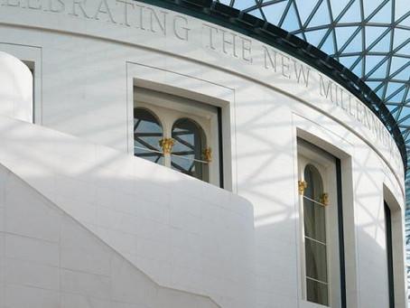 En besked fra Hartwig Fischer, direktøren på The British Museum