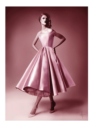 'Wearing Pink'