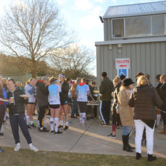 Bong-Bong Racecourse brekky with the Southern Highlands community, 2019