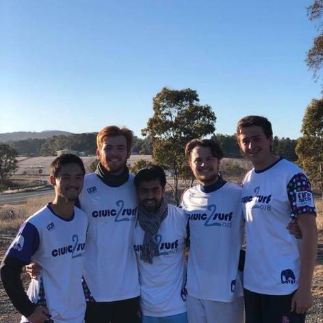 The boys, 2018