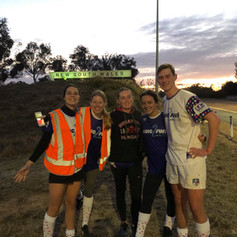 NSW-ACT Border 2019