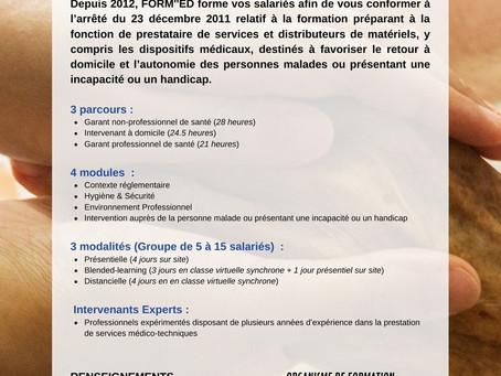 FORMATION PSDM (Arrêté 23 Décembre 2011)