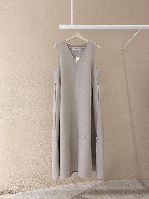 Sleeveless Oversized Seamless Dress