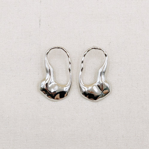 Chunky Abstract Earrings