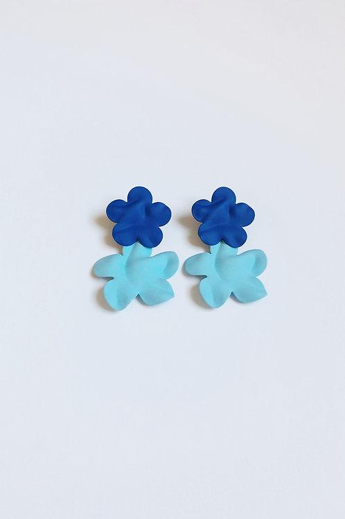 Matte Double Flower