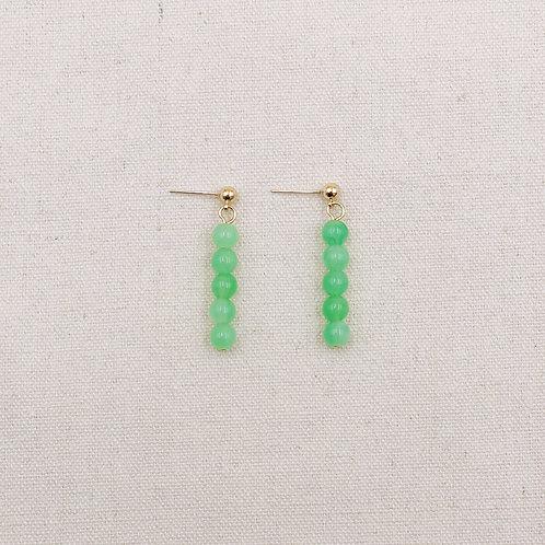 Beads Stick Earrings