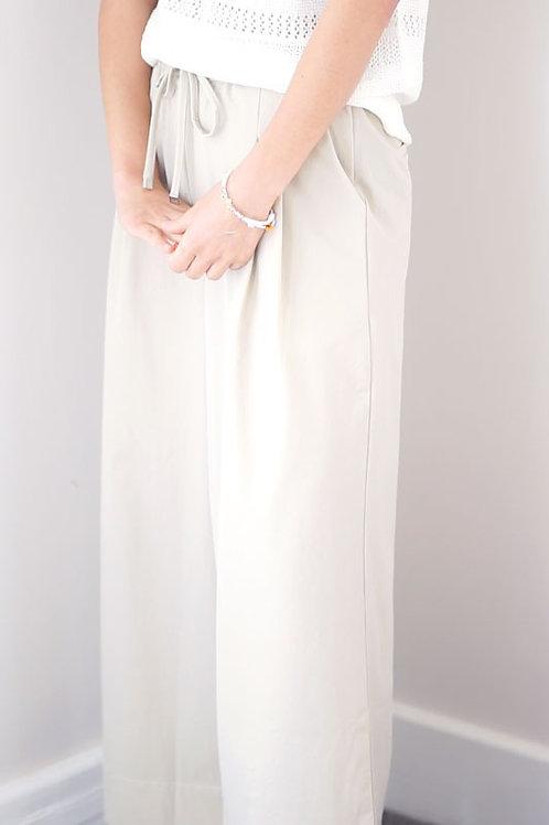 Elastic Paperbag Culottes