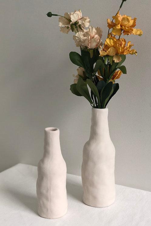 Ceramic Bud Bottle Vase