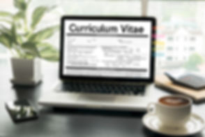 CV - Curriculum Vitae (Job interview con