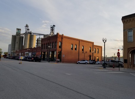Historic Bricker Price Block gets new life in Earlham as restaurant and event space