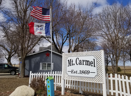 With its spectacular Catholic church, Mount Carmel celebrates its sesquicentennial in 2019