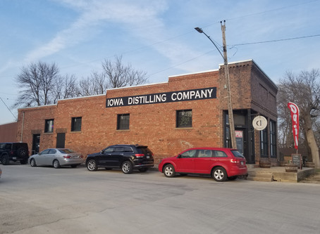 Iowa Distilling Company in Cumming aims to bring distilling back to its farming roots