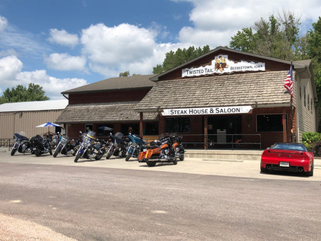No meal choice fails at The Twisted Tail, a popular steakhouse and saloon in Beebeetown