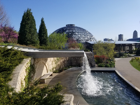 Greater Des Moines Botanical Garden offers vibrant beauty and exceptional learning events