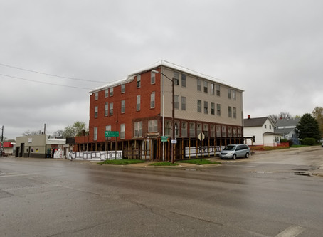 Belle Plaine hopes to make the historic Herring Hotel a hub of the community again