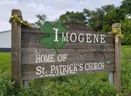 No need to head overseas, The Emerald Isle is actually in Imogene in Fremont County