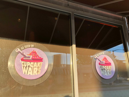 Once featured on Cupcake Wars, Crème Cupcake is a Des Moines dessert destination