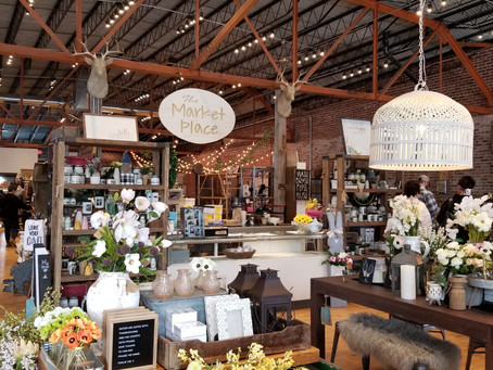 The Market Place in Manning offers an unexpected small town shopping experience