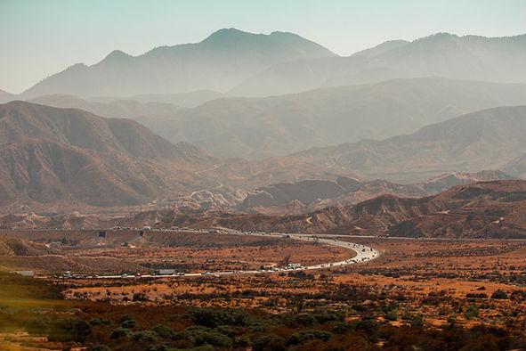 Landschaftsfotografie in Californien, Usa