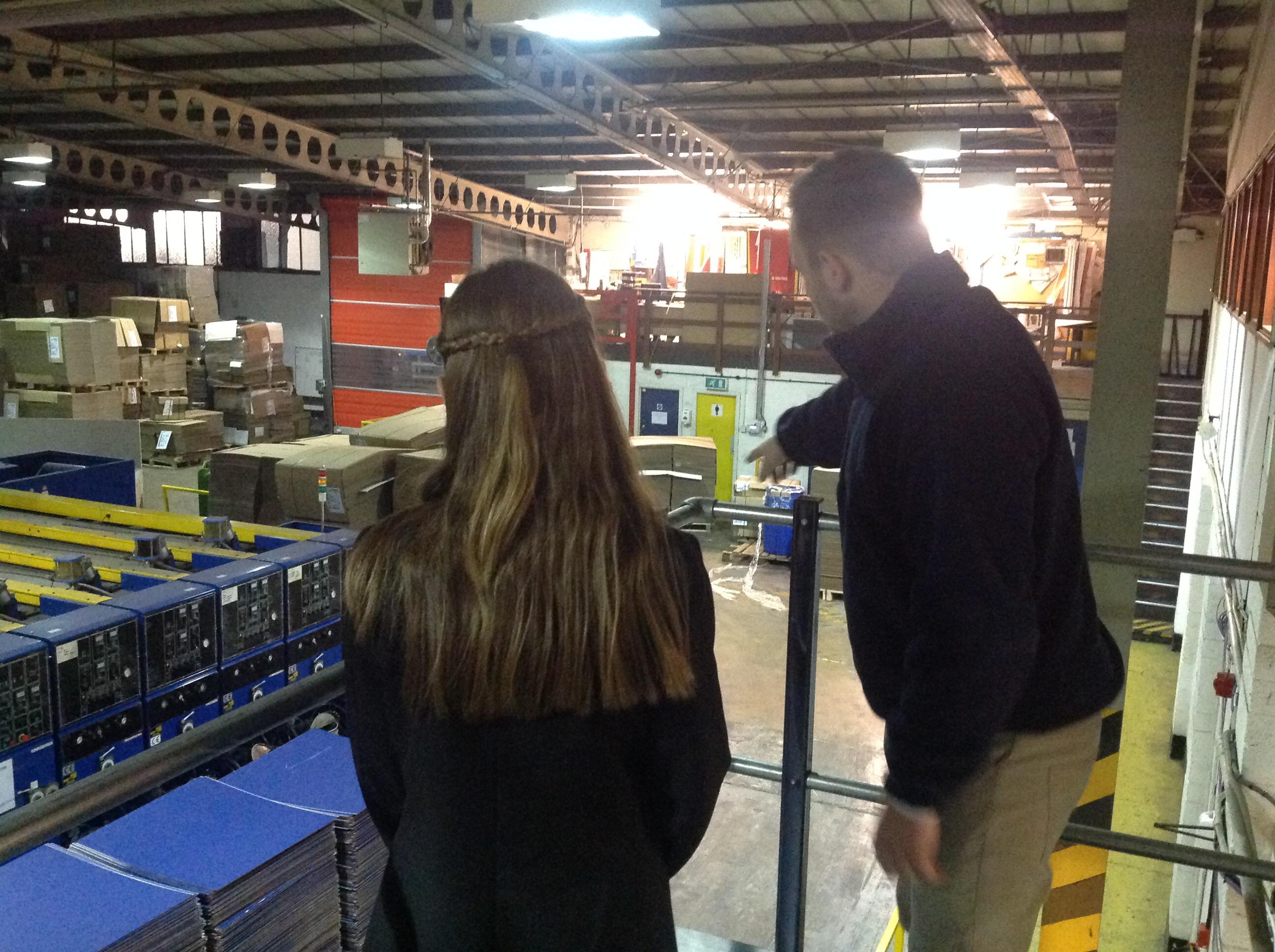 Manufacturers with Darren