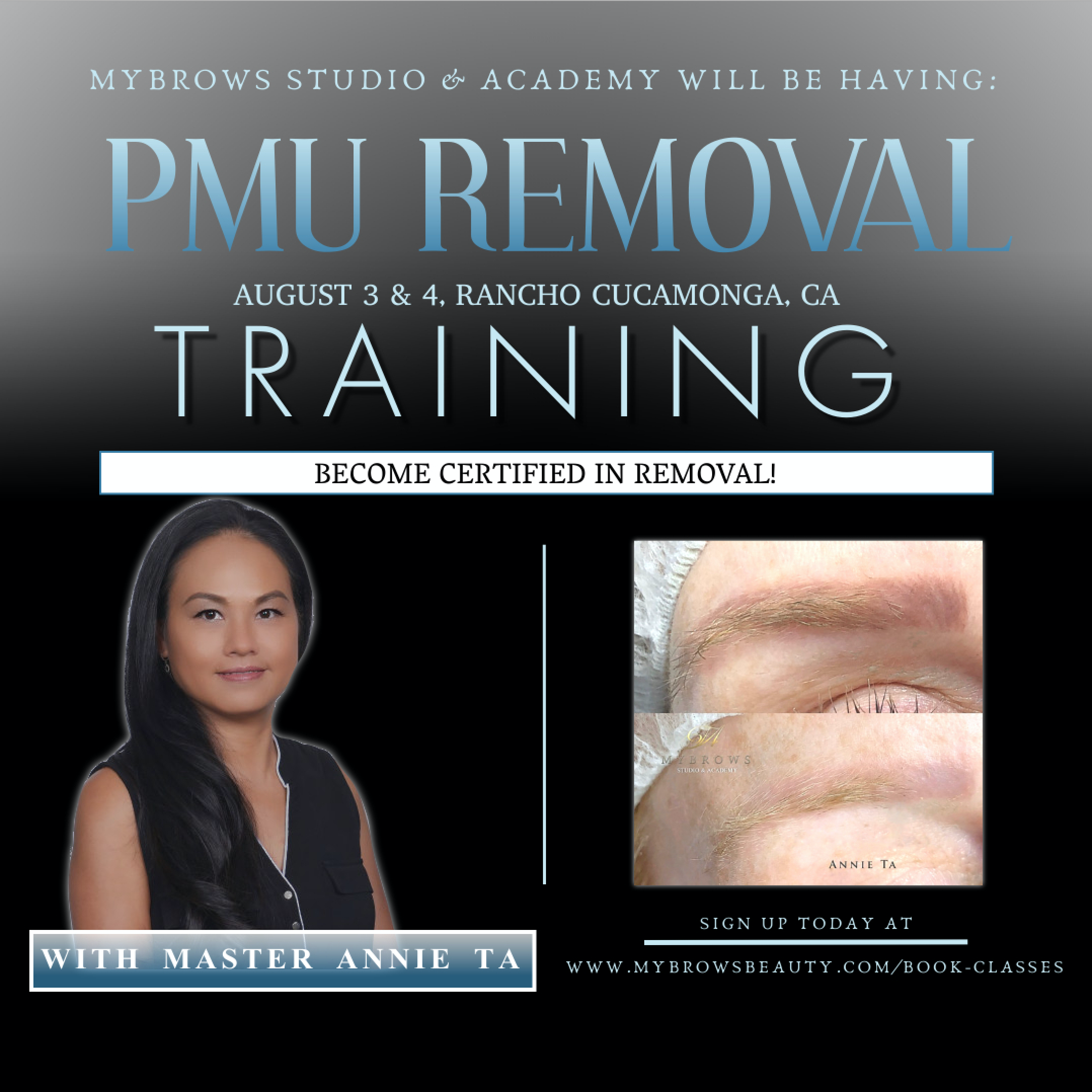 2 DAY REMOVAL TRAINING COURSE