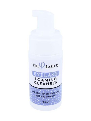 PHI LASHES FOAMING CLEANSER
