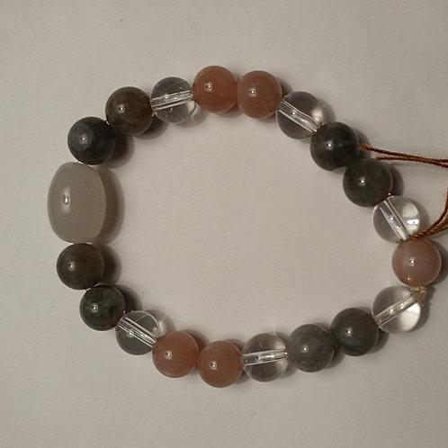 Crown Chakra - Connect with Divine Bracelet