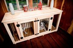 Dual Dog Crate